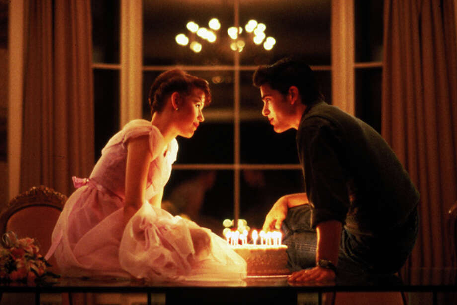 "In this 1984 film publicity image released by Universal Pictures, Molly Ringwald, left, and Michael Schoeffling are shown in a scene from ""Sixteen Candles."" (AP Photo/Universal Pictures) Photo: Anonymous / AP2011"