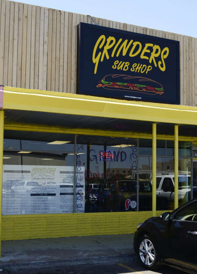 Grinders, new restaurant. Tim Fischer\Reporter-Telegram Photo: Tim Fischer