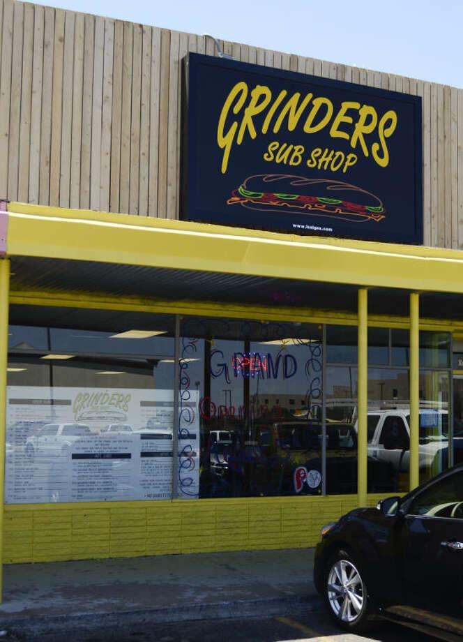 Grinders, new restaurant. Tim Fischer\Reporter-Telegram Photo: Tim Fischer