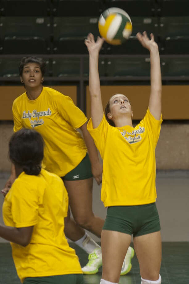 Midland College's Kristina Gafford. Tim Fischer\Reporter-Telegram Photo: Tim Fischer
