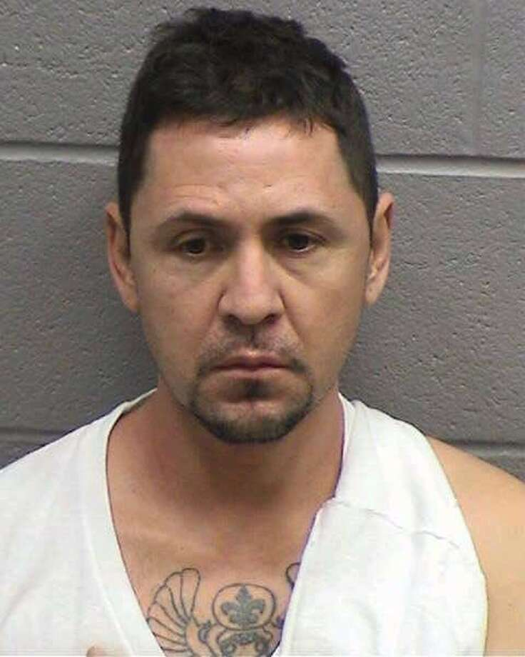 Martin Ramos Contreras has been arrested for allegedly assaulting his boyfriend after a dispute over their dog.