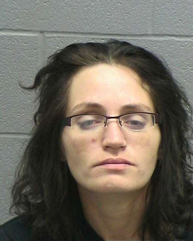 Christina Moore has been charged with aggravated robbery. Photo: Courtesy Photo