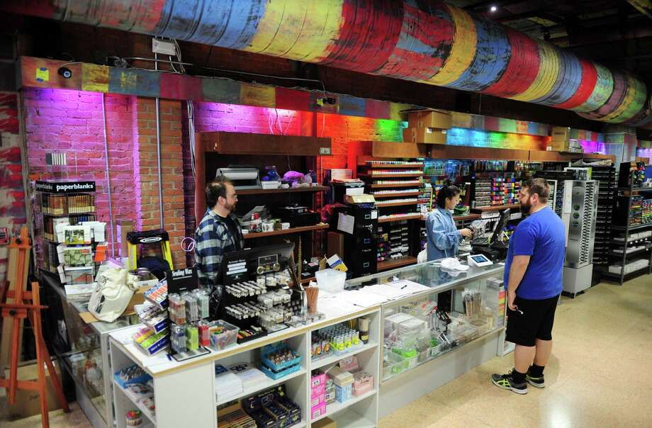 National arts supply store opens in downtown Bridgeport ...