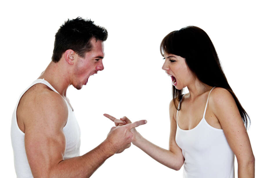 Arguing couple Photo: Stockphoto4u / iStockphoto