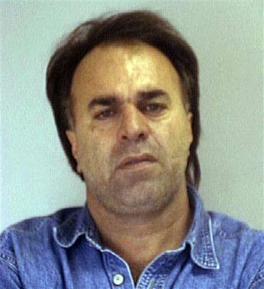 This undated image provided by the Nueces County Sheriff's Office shows Manssor Arbabsiar. The Obama administration on Tuesday, Oct. 11, 2011 accused agents of the Iranian government of being involved in a plan to assassinate the Saudi ambassador to the United States. Secretary of State Hillary Rodham Clinton said the thwarted plot would further isolate Tehran. (AP Photo/Nueces County Sheriff's Office) Photo: HOPD / Nueces County Sheriff's Office