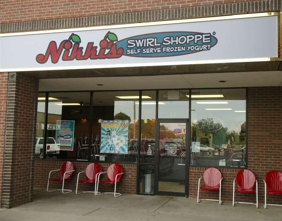 Nikki's Swirl Shoppe Photo by Tim Fischer/Midland Reporter-Telegram Photo: Tim Fischer