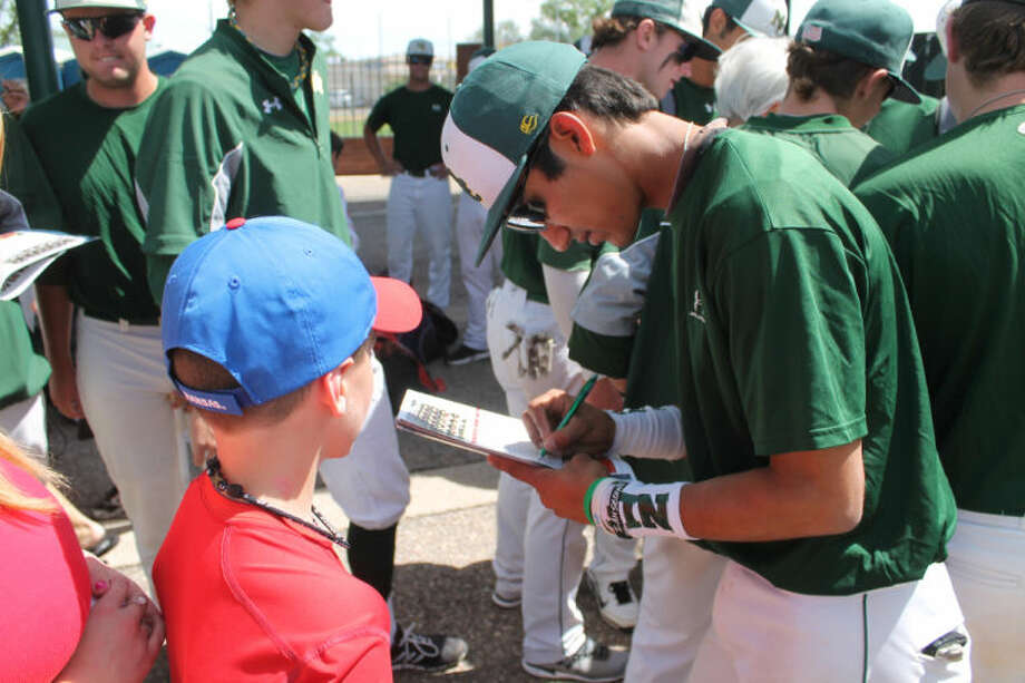 The Midland College baseball team enjoyed its best season in the 13-year history of the program as the Chaparrals won the Western Junior College Athletic Conference title and made their first ever appearance in the JUCO World Series in Grand Junction, Colo., by winning their first ever Region V Tournament title.The Chaps finished the season 48-15 after going 1-2 in the World Series. The 48 wins is the most in school history, surpassing the 47 wins of the 2003 squad.The Chaparrals also produced one of the top offenses in NJCAA Division I  baseball. They led the nation in runs scored (533, almost 20 more than Connors State, Okla.), they were eighth in the nation in batting average (.345), led the nation in doubles (149) and were fourth in the nation in triples (33).Individually, sophomore outfielder Jeremie Fagnan was the NJCAA Division I Player of the Year and WJCAC MVP after leading the team with a .414 batting average -- good for 28th in the nation -- and was 14th in the nation with 64 RBI.Sophomore outfielder and Midland High grad Blair Beck was fifth in the nation with 68 RBI, and freshman first baseman Chris Shaw was 16th in the NJCAA with 60 RBI to go with a team-leading 11 home runs (including two in the postseason). Photo: MRT File Photo