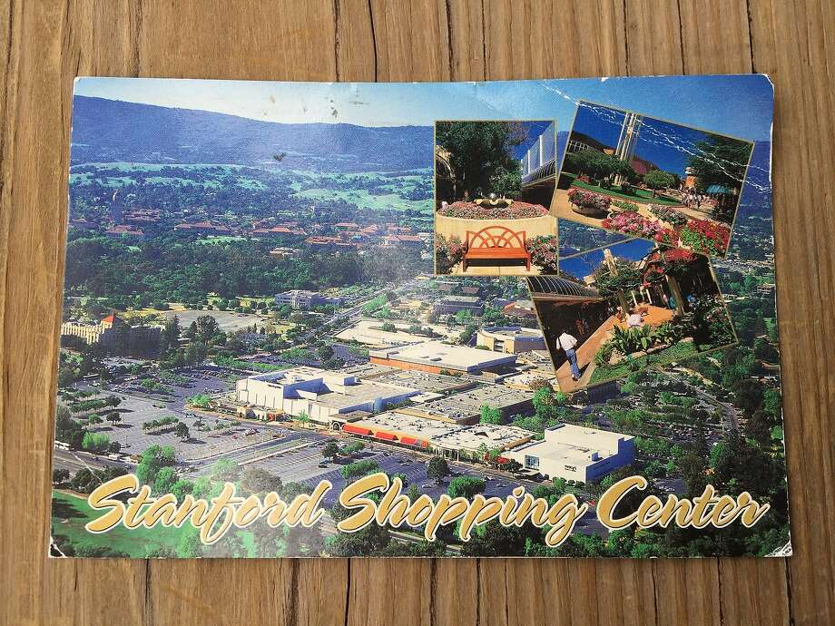A postcard from the edgeless, circa 2001. Photo: Matt Haber