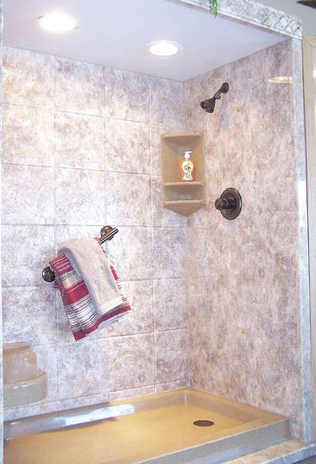 Today's homeowners are choosing classic designs for their baths. Luxury Bath specializes in bath updates and tub-to-shower conversions. Call them at 218-6448 for a free estimate.