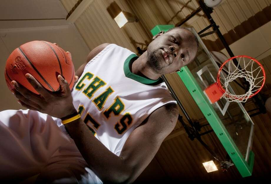 Majok Majok is a returning forward for Midland College. Cindeka Nealy/Reporter-Telegram Photo: Cindeka Nealy