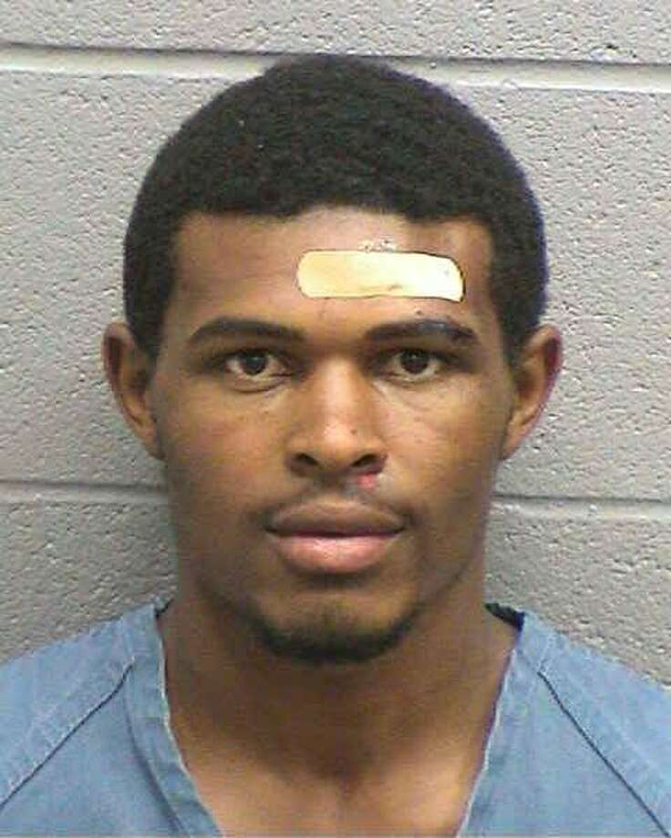 Jaylen Johnson is charged with Burglary of a Habitation.
