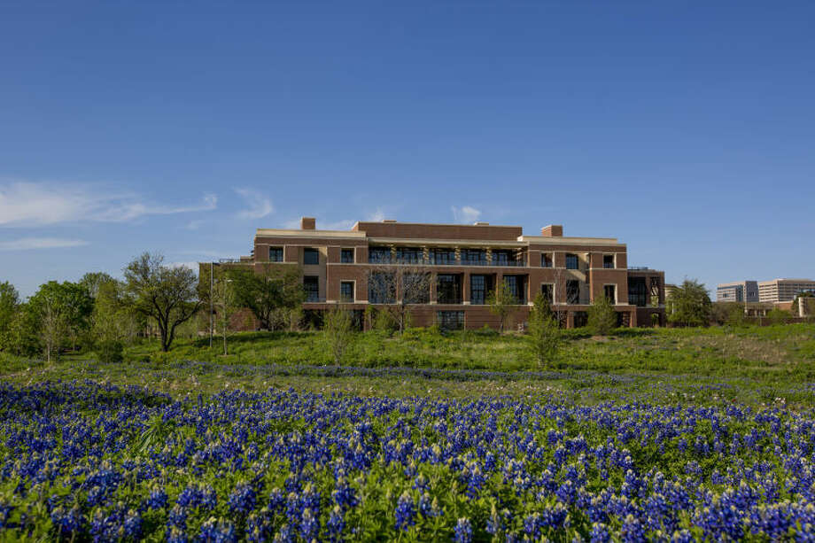 Photo: Courtesy Of The George W. Bush Presidential Center