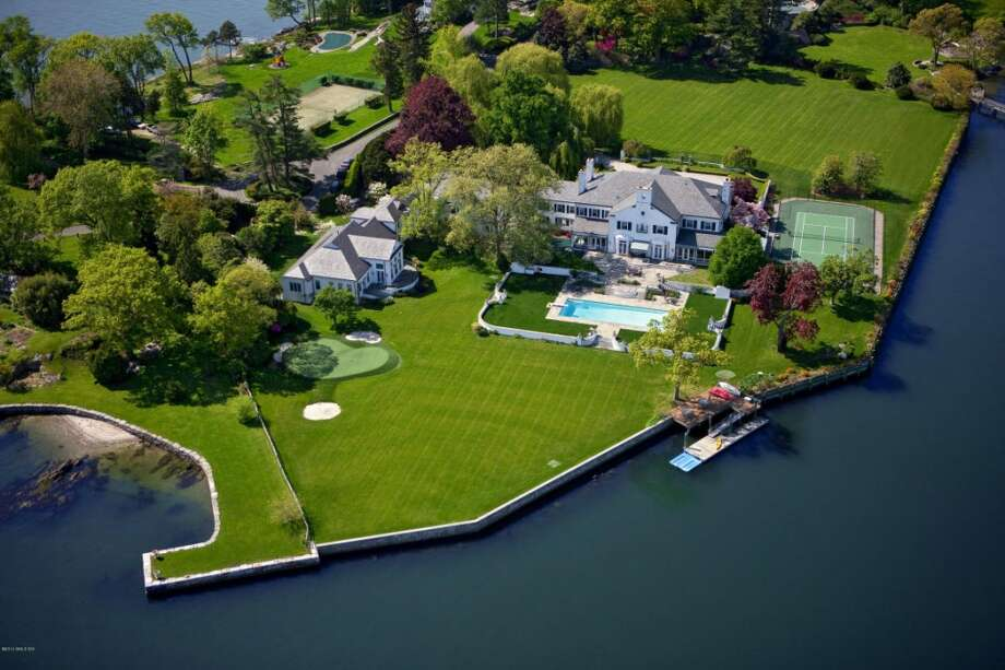 Mansion once owned by Donald Trump sees drastic price reduction. Photo: Tamar Lurie