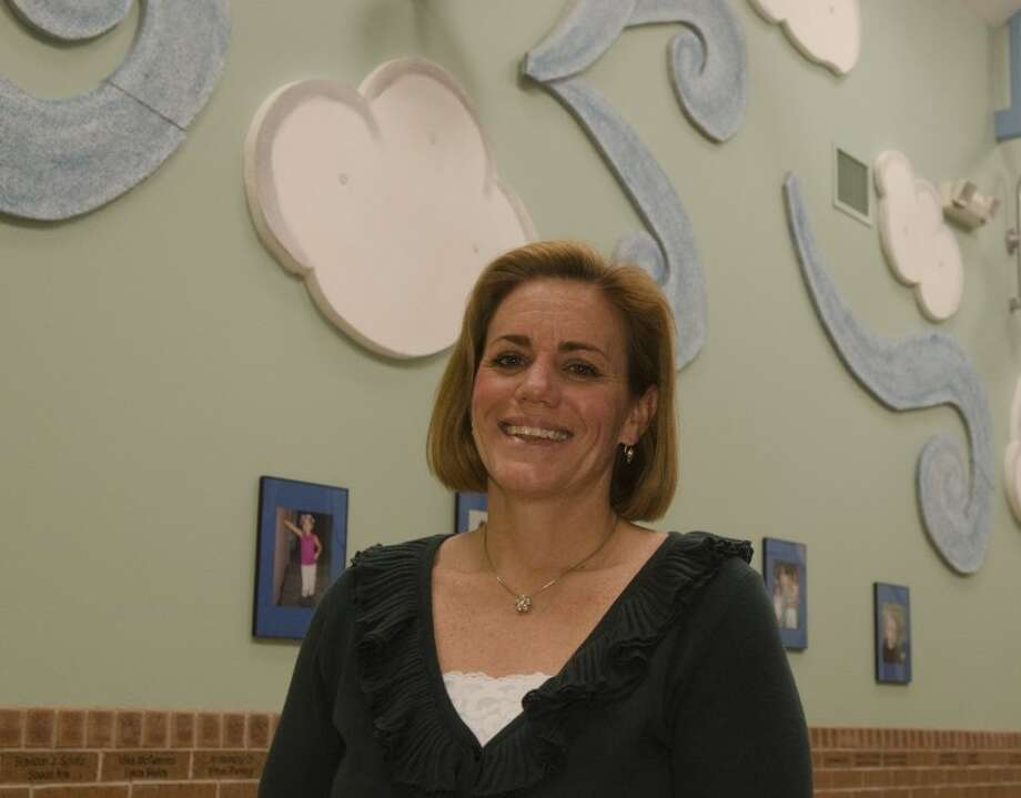 Tina Corbett, with the Midland Children's Rehab Center. Photo by Tim Fischer/Midland Reporter-Telegram Photo: Tim Fischer