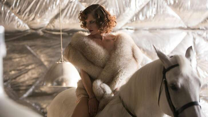 """Sienna Guillory in """"High Rise."""" (Aidan Monaghan/Magnolia Pictures)"""