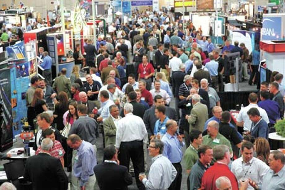 The largest shale event in the world, Hart Energy's DUG Eagle Ford, will be Oct. 14-16 at the Henry B. Gonzalez Convention Center. To learn more visit www.dugeagleford.com. Photo: TOM FOX / Tom Fox