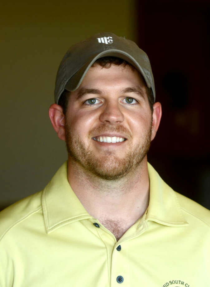 Headshot of Neil Dufford taken Saturday, May 18, 2013 at Ranchland Hills Golf Club. James Durbin/Reporter-Telegram Photo: JAMES DURBIN