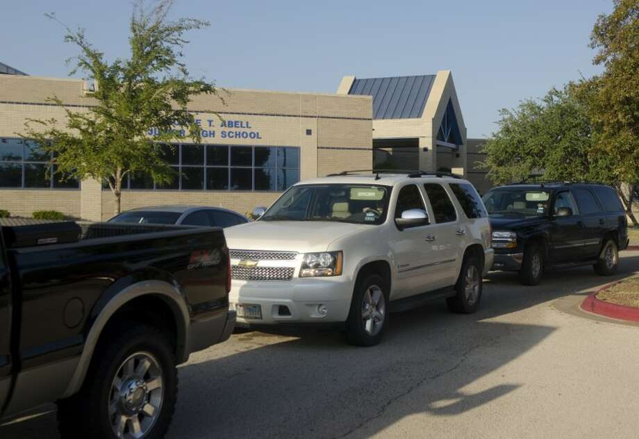 Campus administration at Abell Junior High confiscated a firearm from a student Friday, according to a statement from Midland ISD. Photo: Tim Fischer/Reporter-Telegram