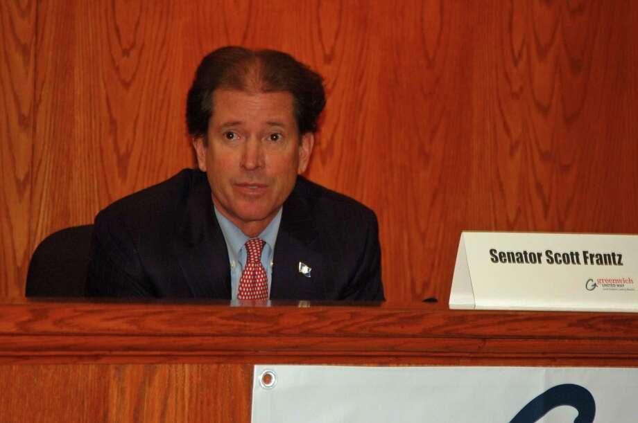 State Sen. Scott Frantz Photo: Ken Borsuk / Hearst Connecticut Media / Greenwich Time