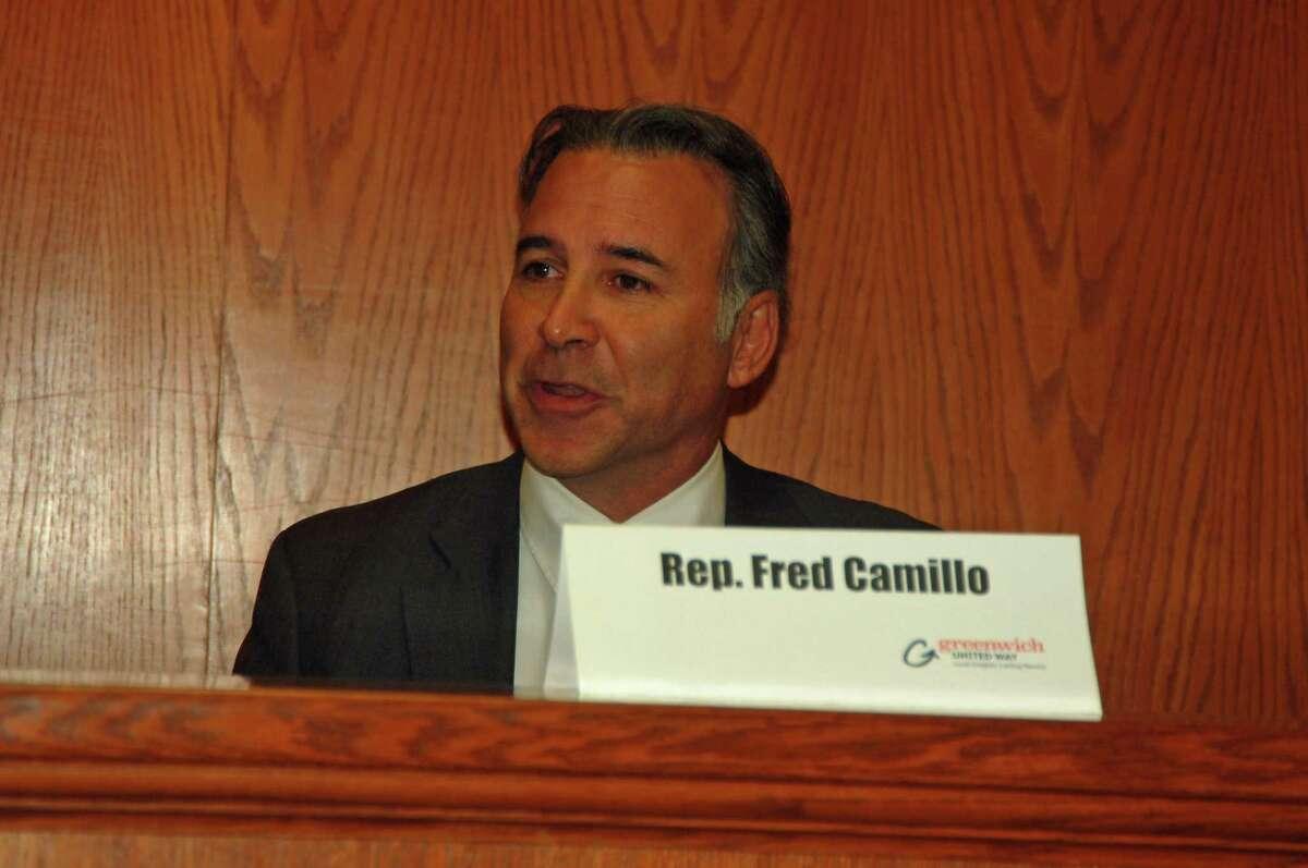 State Rep. Fred Camilla