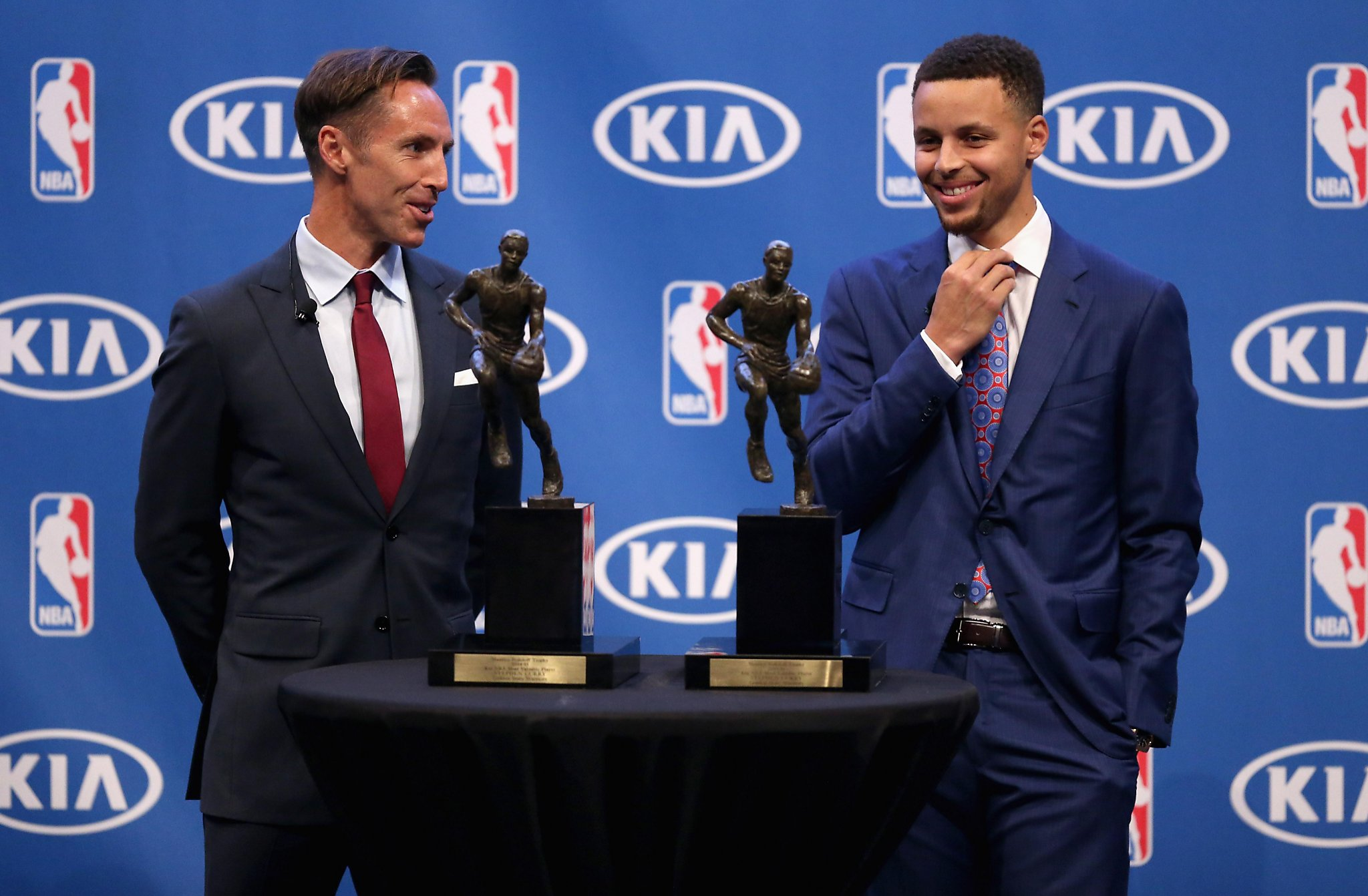 Stephen Curry Makes History 1st Unanimous MVP