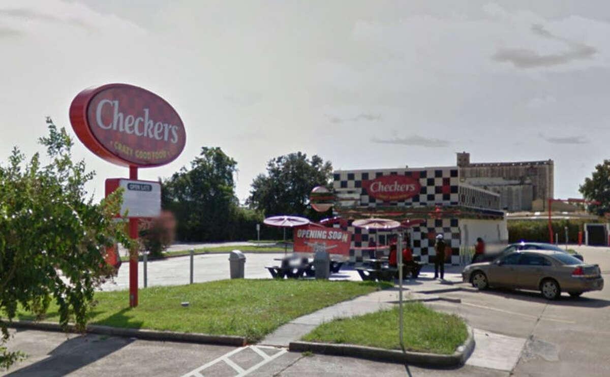 Checkers #3474 1815 Mangum Rd., Houston, Texas 77092