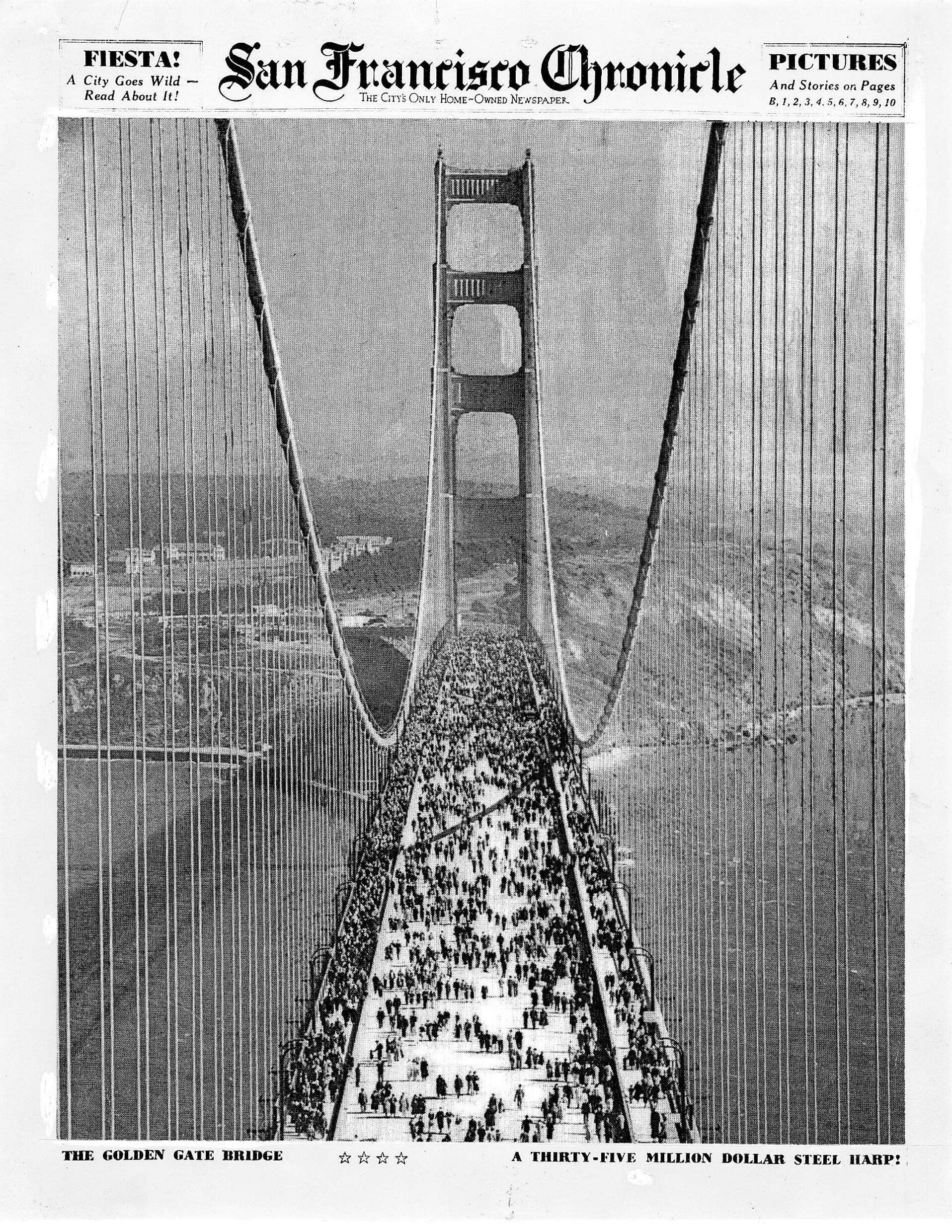 The Golden Gate Bridge S Final Plans Were Just Right An Art Deco Masterpiece That Served As A Timeless Architecture And Engineering Triumph