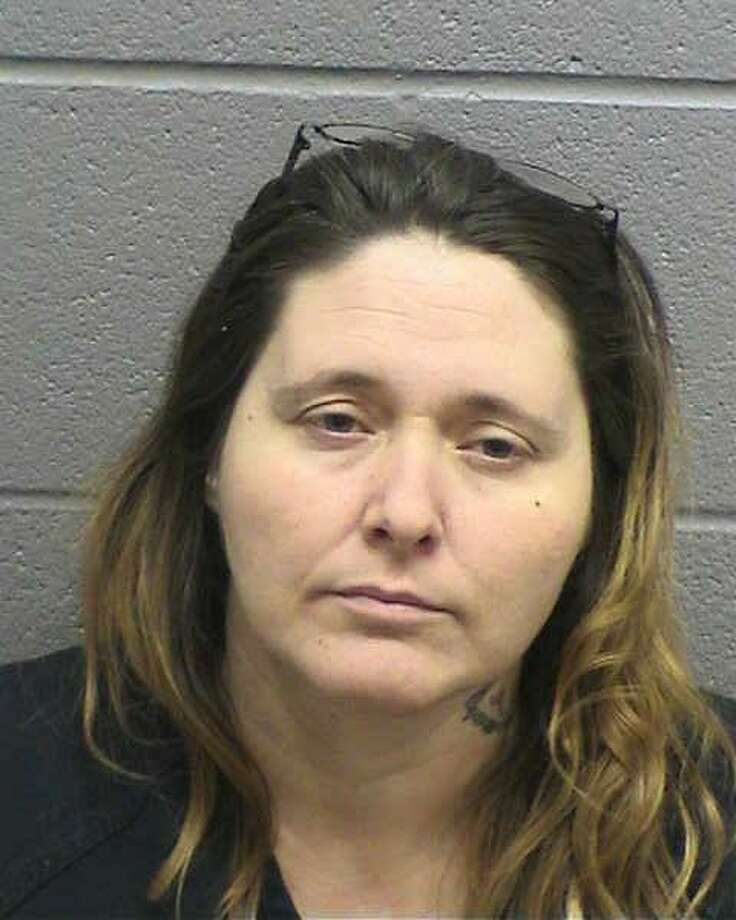 Vanessa A. Ubnoski, 40, was arrested on a third-degree felony charge of engaging in organized criminal activity and misdemeanor counts of theft.