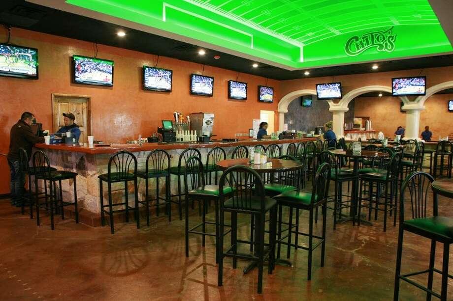 Chito's Restaurant located at 4400 N. Midland Dr. Cindeka Nealy/Reporter-Telegram Photo: Cindeka Nealy