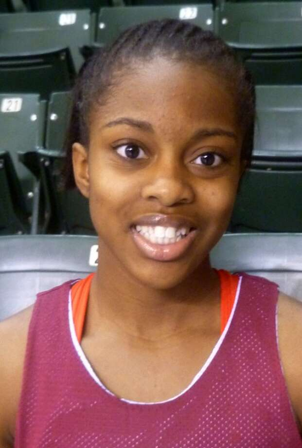 Lee freshman Daija Stanford scored nine points in the Lady Rebels' loss to Plainview on Wednesday at the Byron Johnston Holiday Classic.