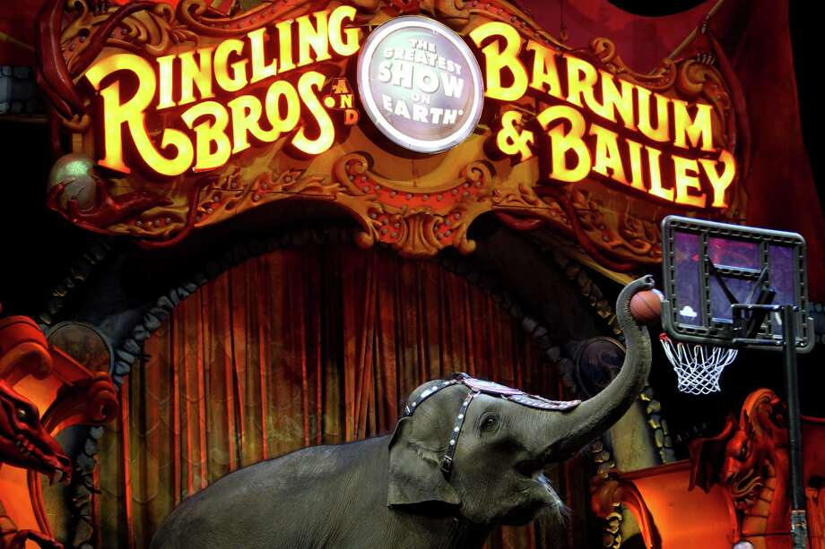 "PHOTOS: Innocent things from your childhood that would be offensive and banned todayThis week we learned that due to declining ticket sales the Ringling Bros. circus was closing after 146 years. ""The Greatest Show on Earth"" will end in May. The iconic American spectacle was felled by a variety of factors, 