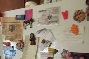 Like many of us, Mama Clack used her refrigerator as a magnetized bulletin board, covering it with family photos, newspaper clippings, her list of medications, reminders and sundry other things. About 10 years ago, I noticed that a snapshot of a smiling and attractive young white family was on the fridge.