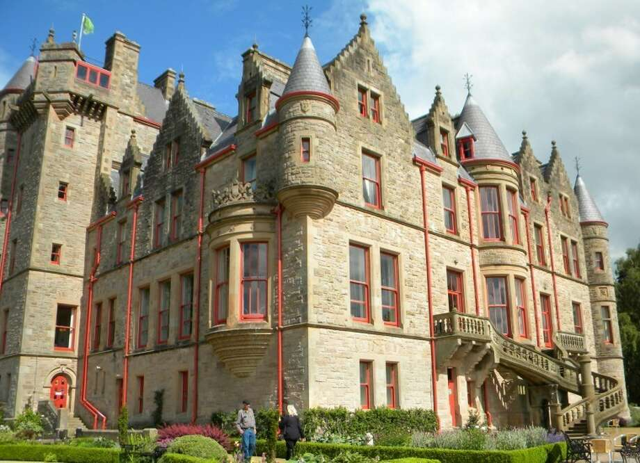 Belfast castle in Belfast, Northern Ireland. Photo: June Williamson