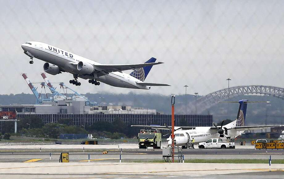 Michelle Cahr believes her Allianz travel insurance she purchased through the United Airlines booking site covers her trip interruption. Not exactly. Photo: Julio Cortez, AP