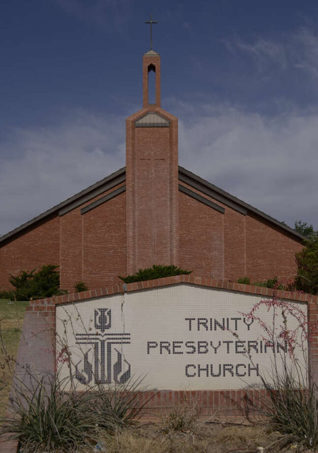 Trinity Presbyterian Church is closing their doors. Tim Fischer\Reporter-Telegram Photo: Tim Fischer