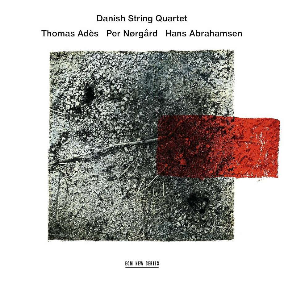 Danish String Quartet Photo: ECM New Series