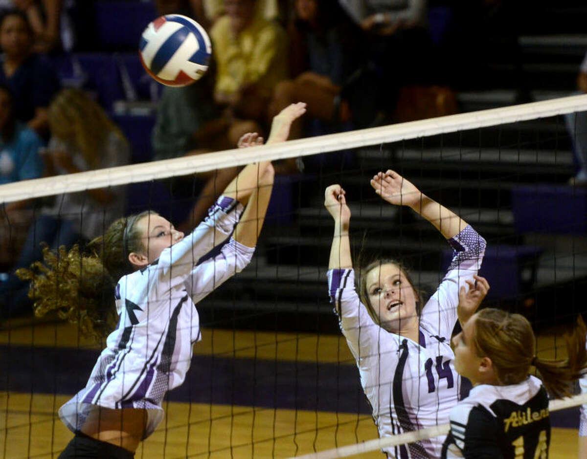 Midland against Abilene on Friday at Midland High. WEB EXTRA James Durbin/Reporter-Telegram