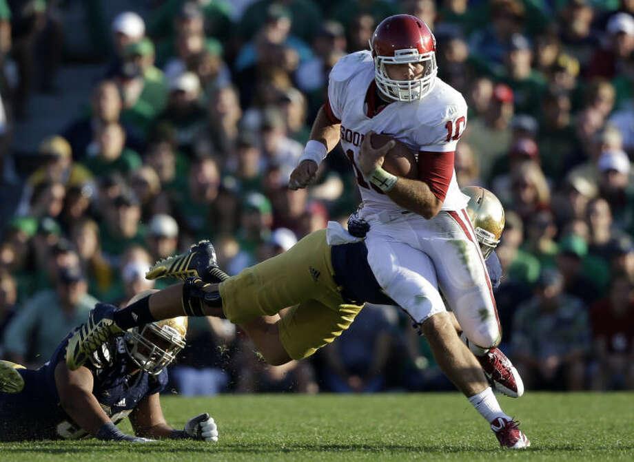 College Football Saturdays National Scores Midland Reporter Telegram