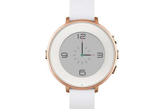 Pebble Round watch