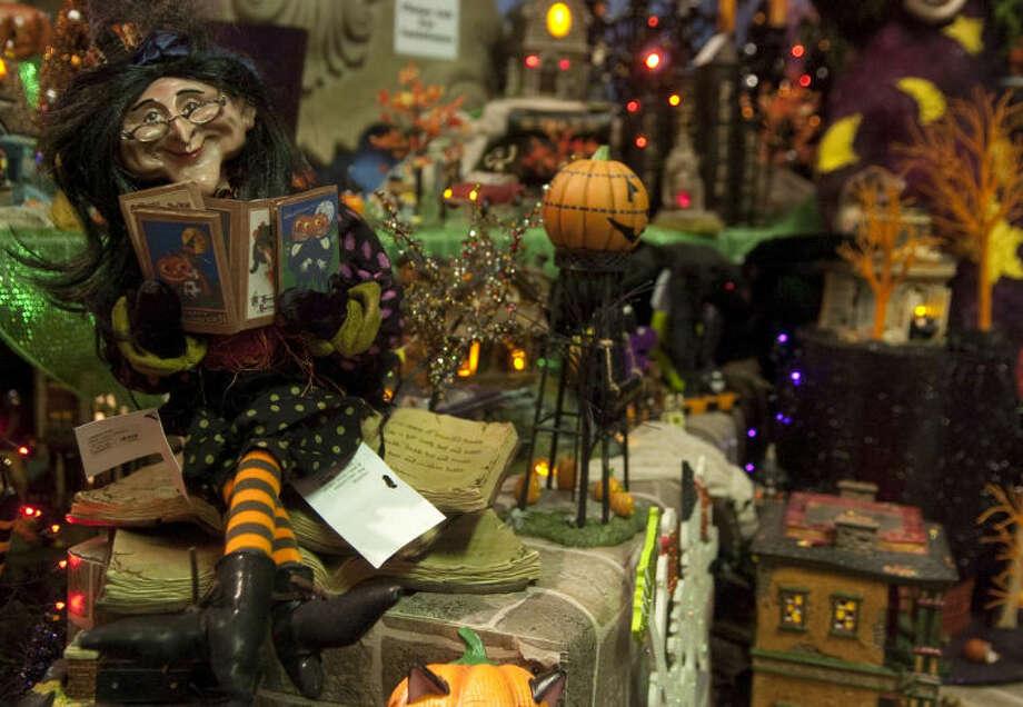 Miss Cayce's Christmas Store in Midland. Photo by Tim Fischer/Midland Reporter-Telegram Photo: Tim Fischer