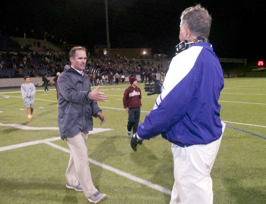 In an unprecedented move, the University Interscholastic League announced the classification cut-off numbers as the league will begin with a new Class 6A next season. Class 6A is not an entirely new class as it will basically be the old Class 5A, but the announcement of the cut-off numbers created plenty of buzz in West Texas about what realignment would look like.The lowest number for the new Class 6A was 2,100, which meant that there will be 11 Class 6A schools in West Texas, including Lee and Midland High. Now the school district officials in West Texas will be waiting and watching to see how the UIL divides up the teams. Photo: JAMES DURBIN