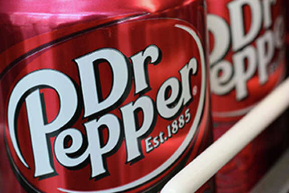 John Graves says a rat was discovered in his young grandson's Dr Pepper bottle. The soda was bought in Galveston on Sunday.