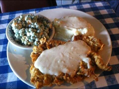 best chicken fried steak in texas midland reporter telegram