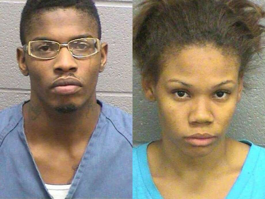 Andre D. Harris, 20, of Midland, left, was arrested Oct. 16 on a state jail felony charge of abandoning or endangering a child with criminal negligence.Donishia S. Bowers, 20, of Midland, right, was arrested on Oct. 11 on a second-degree felony charge of abandoning or endangering a child with imminent danger of bodily injury.Police investigators found that Bowers' 23-month-old son had cocaine in his bloodstream. Investigators found that Bowers and her boyfriend, Harris, left the child and his 3-year-old borther in her bedroom, where cocaine residue and loaded firearms were in access to the children, according to the arrest report.If convicted, Bowers faces up to 20 years in prison. Harris faces up to two years in prison.