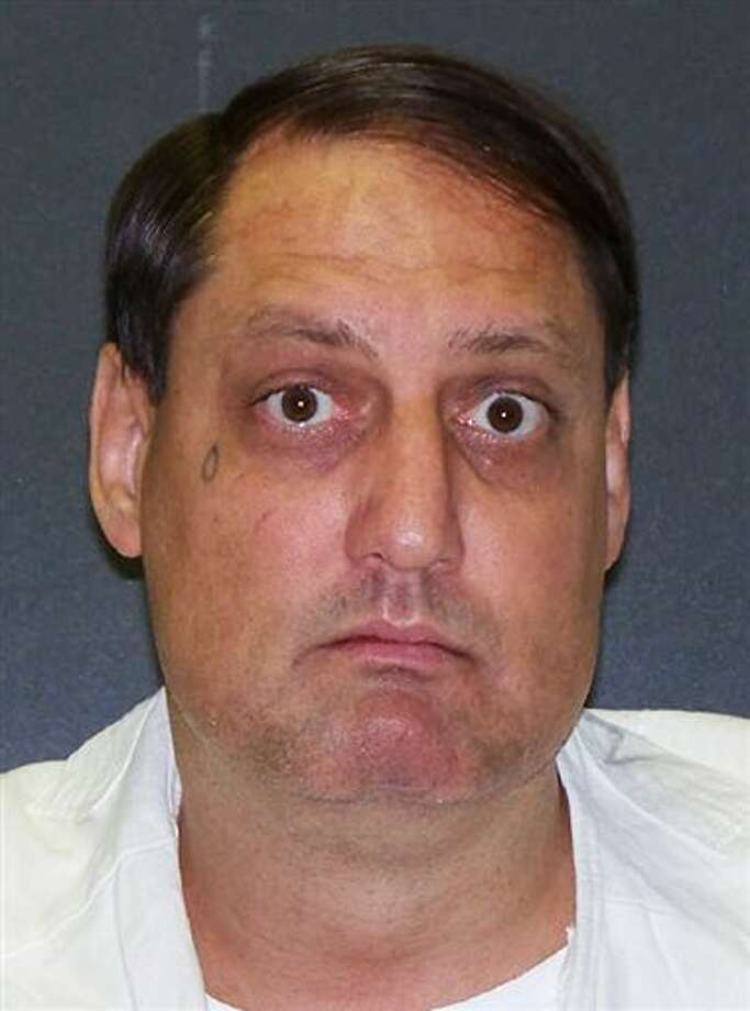 This photo provided by the Texas Department of Criminal Justice shows Jamie McCoskey. McCoskey,49, is scheduled to be executed Tuesday, Nov. 12, 2013 for abducting a Houston couple 22 years ago this week, killing a 21-year-old art student and raping the man's pregnant fiancé. (AP Photo/Texas Department of Criminal Justice) Photo: HOPD / Texas Department of Criminal Justice