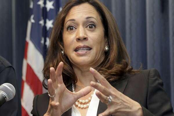 In Senate Debate Kamala Harris On The Hot Seat Sfchronicle Com