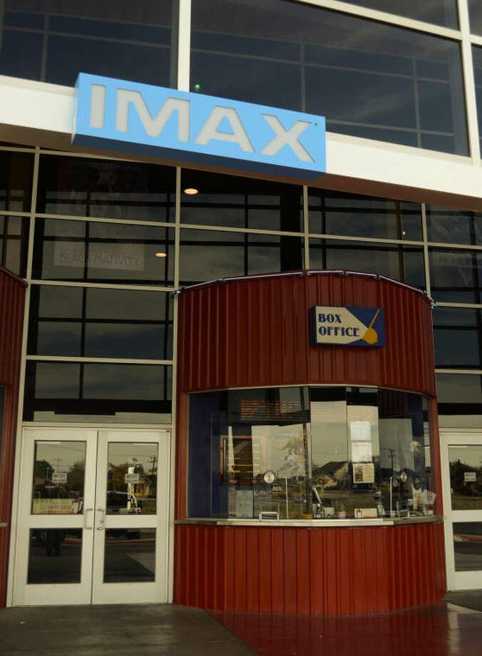 IMAX now at Tall City 14 theaters. Tim Fischer\Reporter-Telegram Photo: Tim Fischer