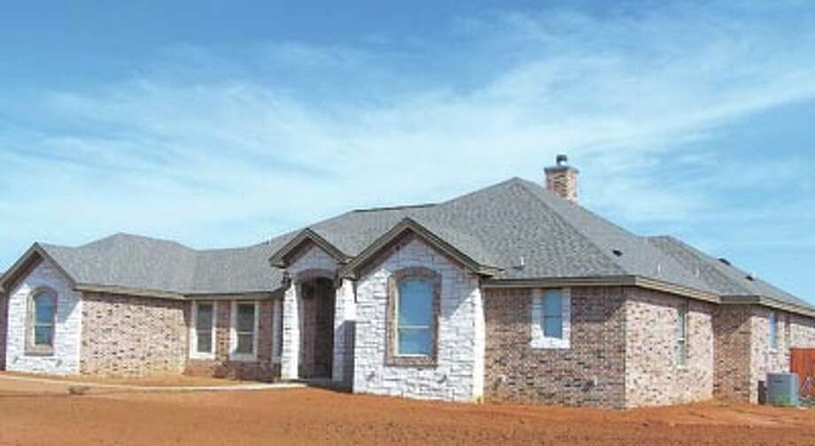 Stylish new homes like this are what people in this area have come to expect from Monty Wheeler and WBC Custom Homes. They are now preparing to build in the Champion's Run gated community at Greenwood. Call Monty at 432-638-5227.