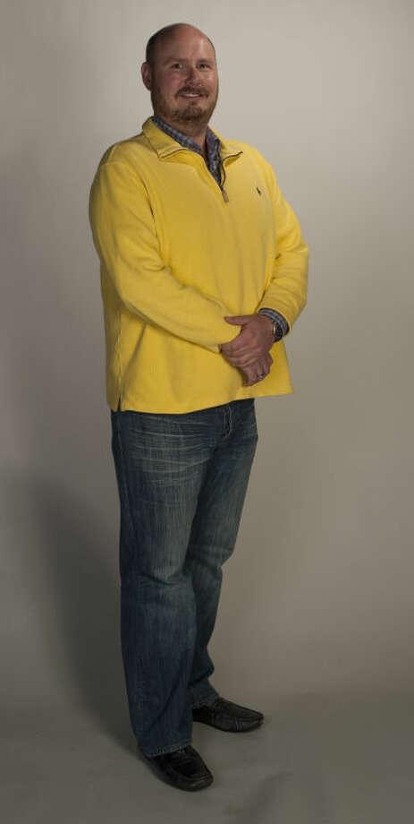 Fashion columnist Craig Stoker. Tim Fischer\Reporter-Telegram Photo: Tim Fischer