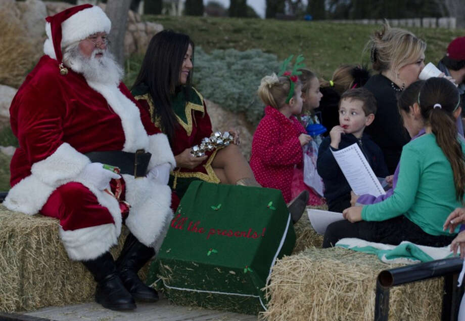 Tuesday at GreenTree Country ClubJoin Santa on a hayride or a golf cart to sing Christmas carols and look at Christmas lights around GreenTree estates. Meet at 5 p.m. on the country club veranda, 4900 Green Tree Blvd.For more information, call 694-8413.